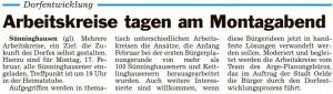 2014-02-14_Die-Glocke_DEK_Arbeitskreistermin